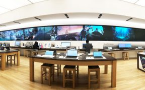 Shiver me timbers, the SoT Microsoft store event was a hit