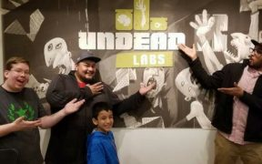 Monkiedude22 goes to the Undead Labs launch party for SOD2