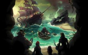 Batten down the hatches—Sea of Thieves has launched