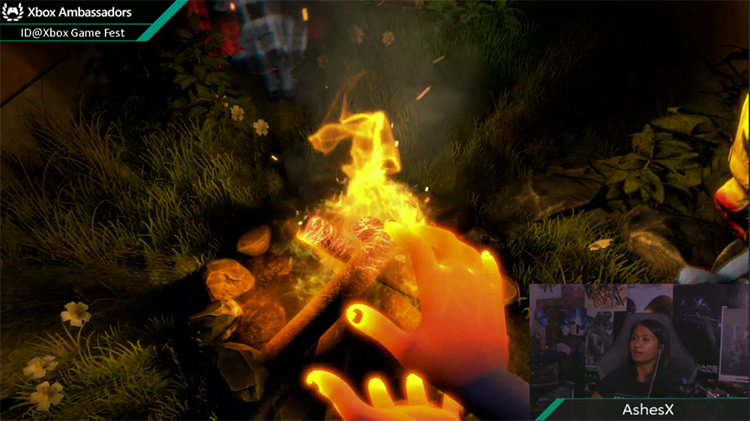 in-game-glowing-hands-reaching-toward-campfire