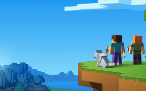 The January Play Date is Minecraft!
