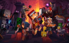 Xbox Ambassadors Community Play Date October 25 – Minecraft Dungeons!